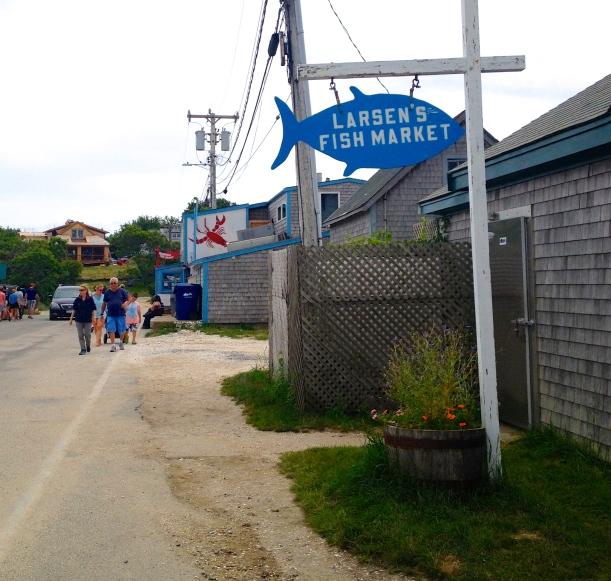Larsens Fish Market, Menemsha, Martha's Vineyard
