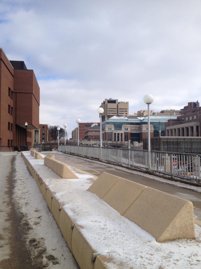 University of MN winter