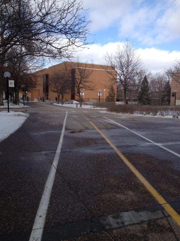 Sidewalks University of Minnesota