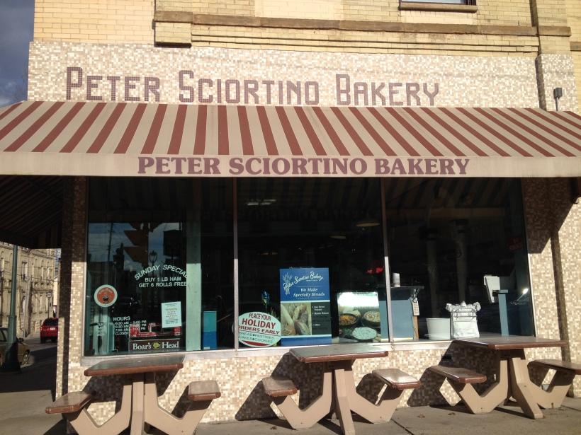 Peter Sciortino Bakery