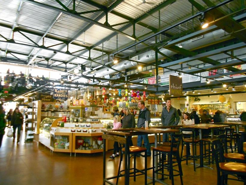 Inside MKE Public Market