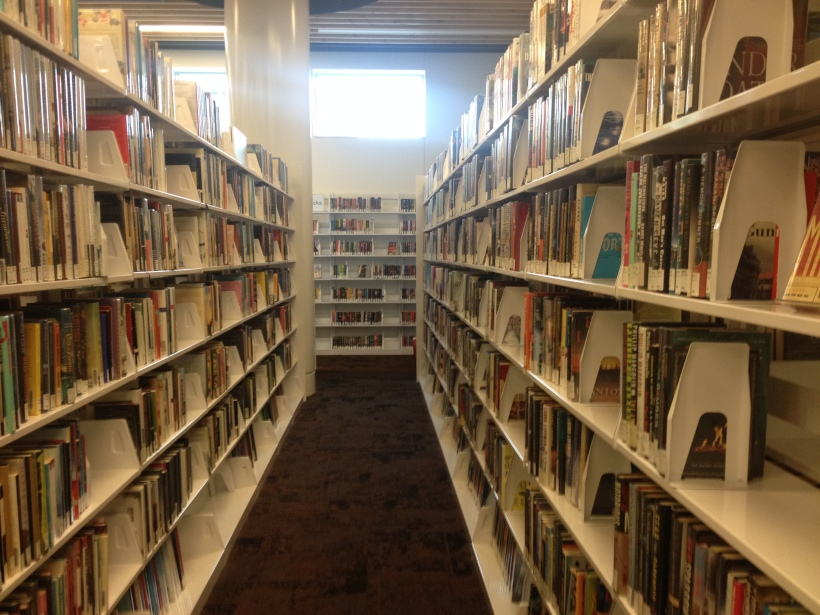 East_Library_MKE_books